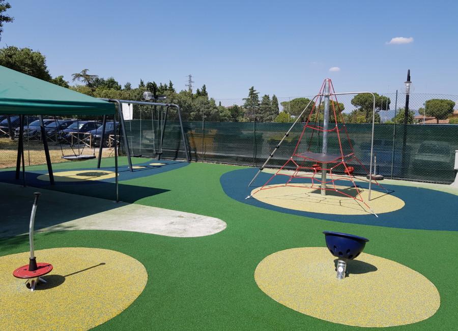 area giochi per bambini - marsciano - piscine cogeva